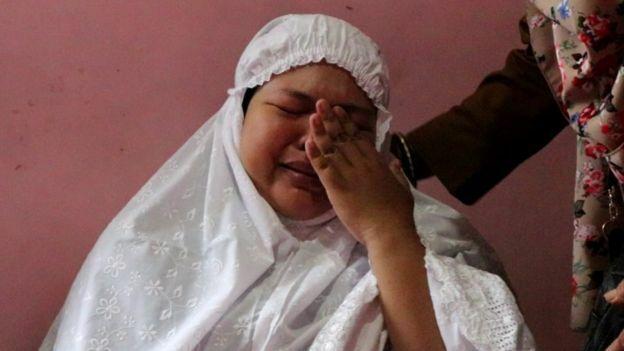 Dewi Surya, mẹ của Alif. Ảnh: BBC