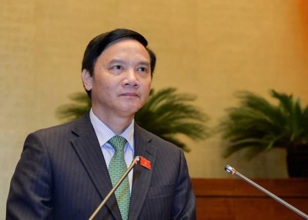 Quốc hội bỏ phiếu kín miễn nhiệm Bộ trưởng Y tế Nguyễn Thị Kim Tiến ở tuần làm việc thứ 5