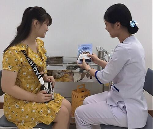Người lớn chỉ tiêm mộtmũi vắc xin phế cầu 13 cho hiệu quả bảo vệ lâu dài.