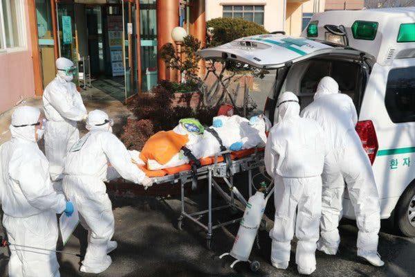 Hàn Quốc trở thành ổ dịch virus corona lớn thứ 2 thế giới: 7 người chết, 763 trường hợp nhiễm bệnh - Ảnh 1.
