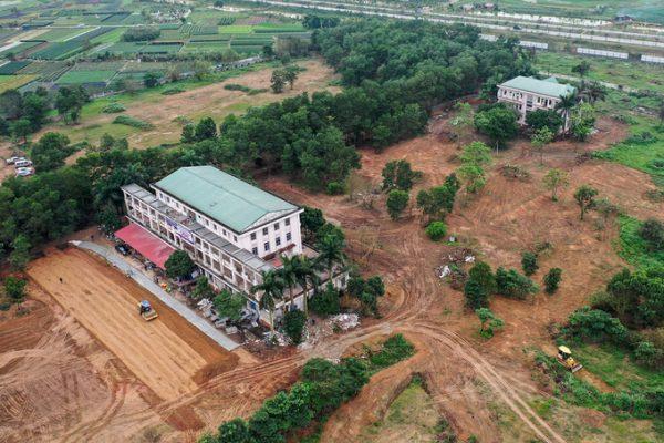 Bệnh viện bỏ hoang thành khu cách ly