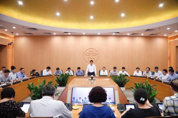 Chủ tịch Hà Nội gửi lời cảm ơn người dân trong việc hợp tác chống dịch Covid-19, thông báo tin vui cho 1800 người hết hạn cách ly - Ảnh 1.